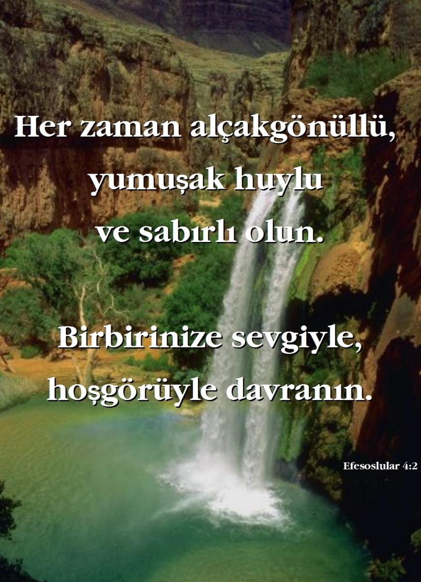 Efesoslular 4.2